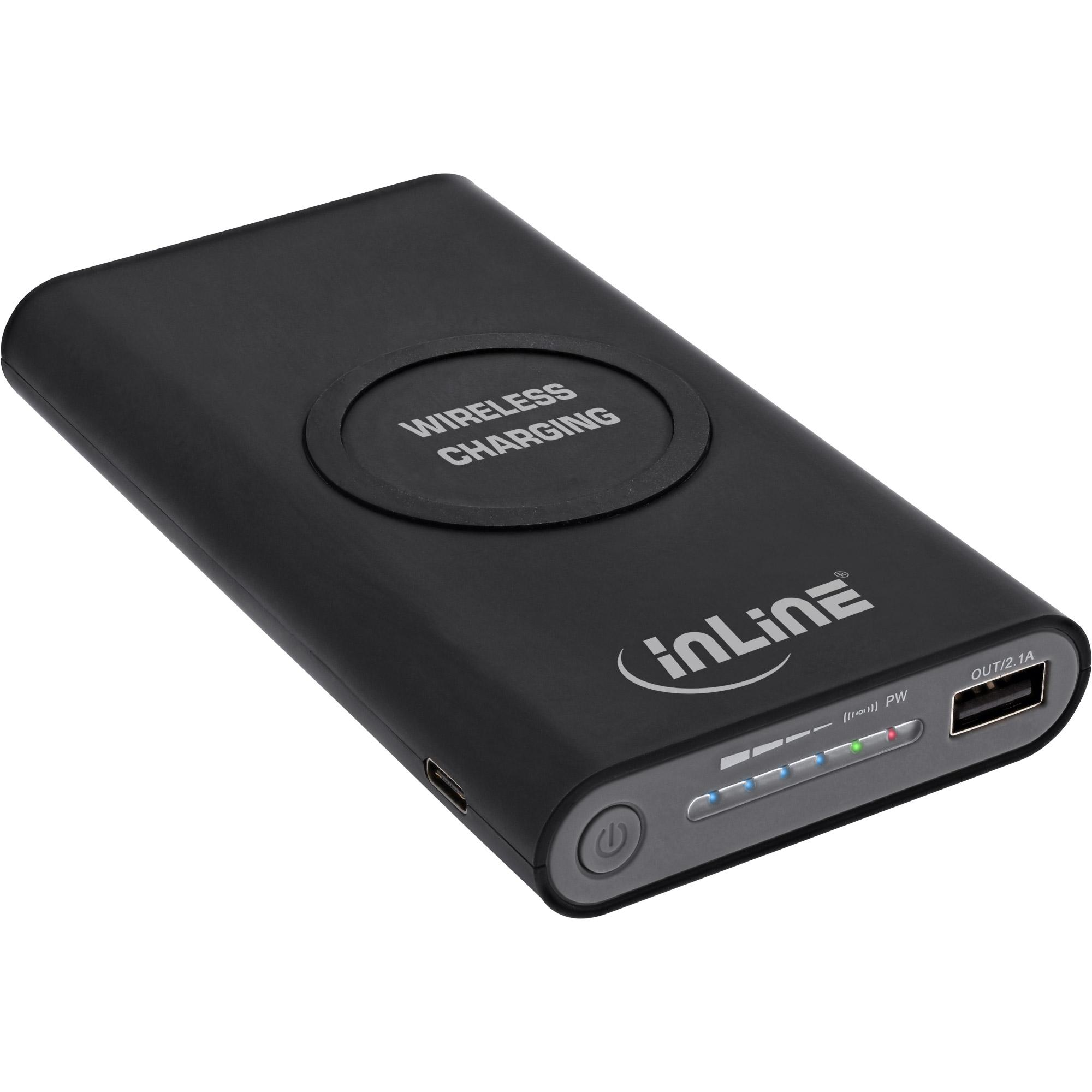Inline® Usb Audio Adapter Audiokabel & -adapter Mini Neu Im Sommer KüHl Und Im Winter Warm Kabel & Steckverbinder