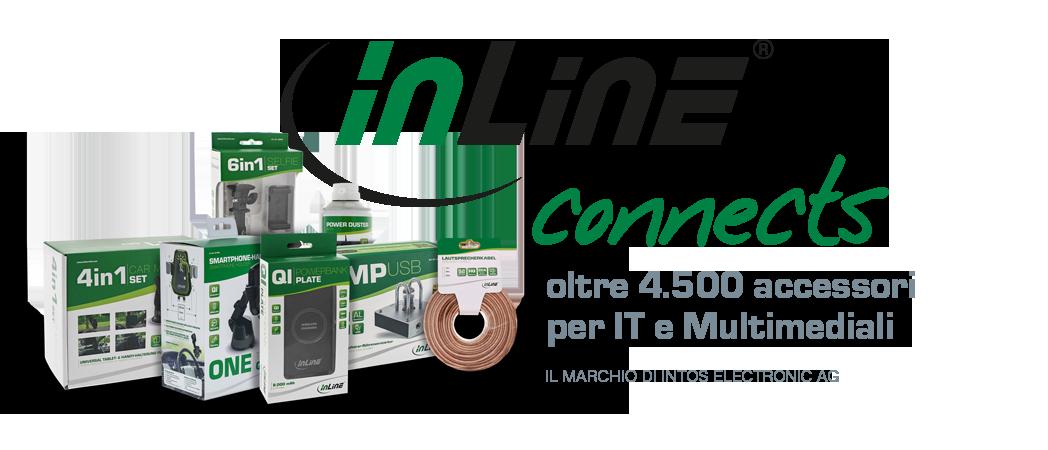 InLine connette
