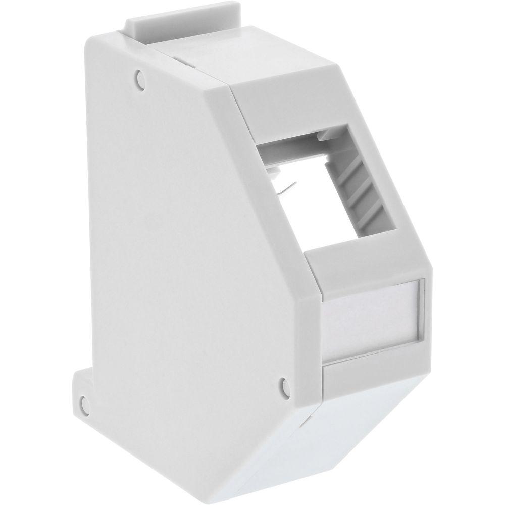 Supporto modulare Keystone SNAP-In, guida DIN