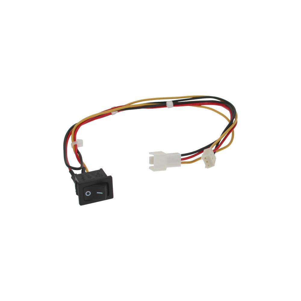 InLine® Interruttore On/Off per ventole PC Case, 3pin