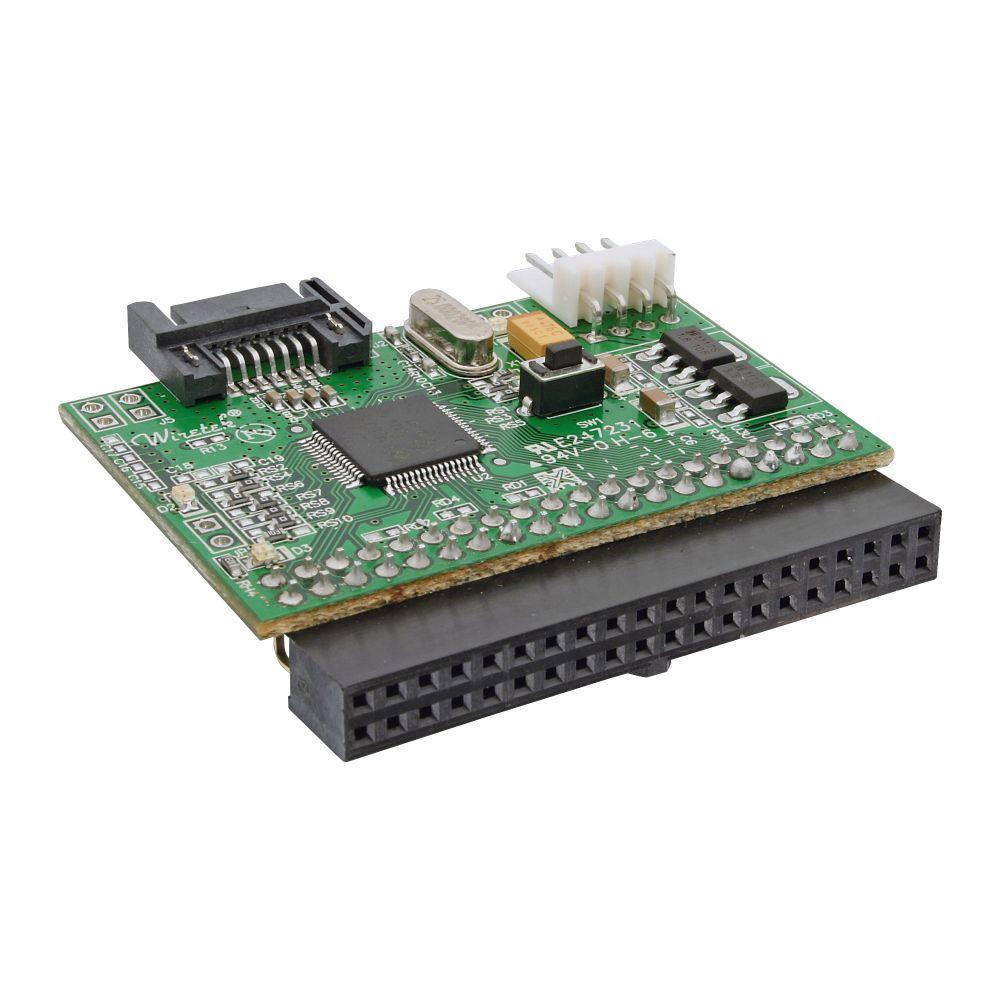 InLine® Adattatore periferica SATA a controller IDE UDMA-100/133, su scheda, converter interno